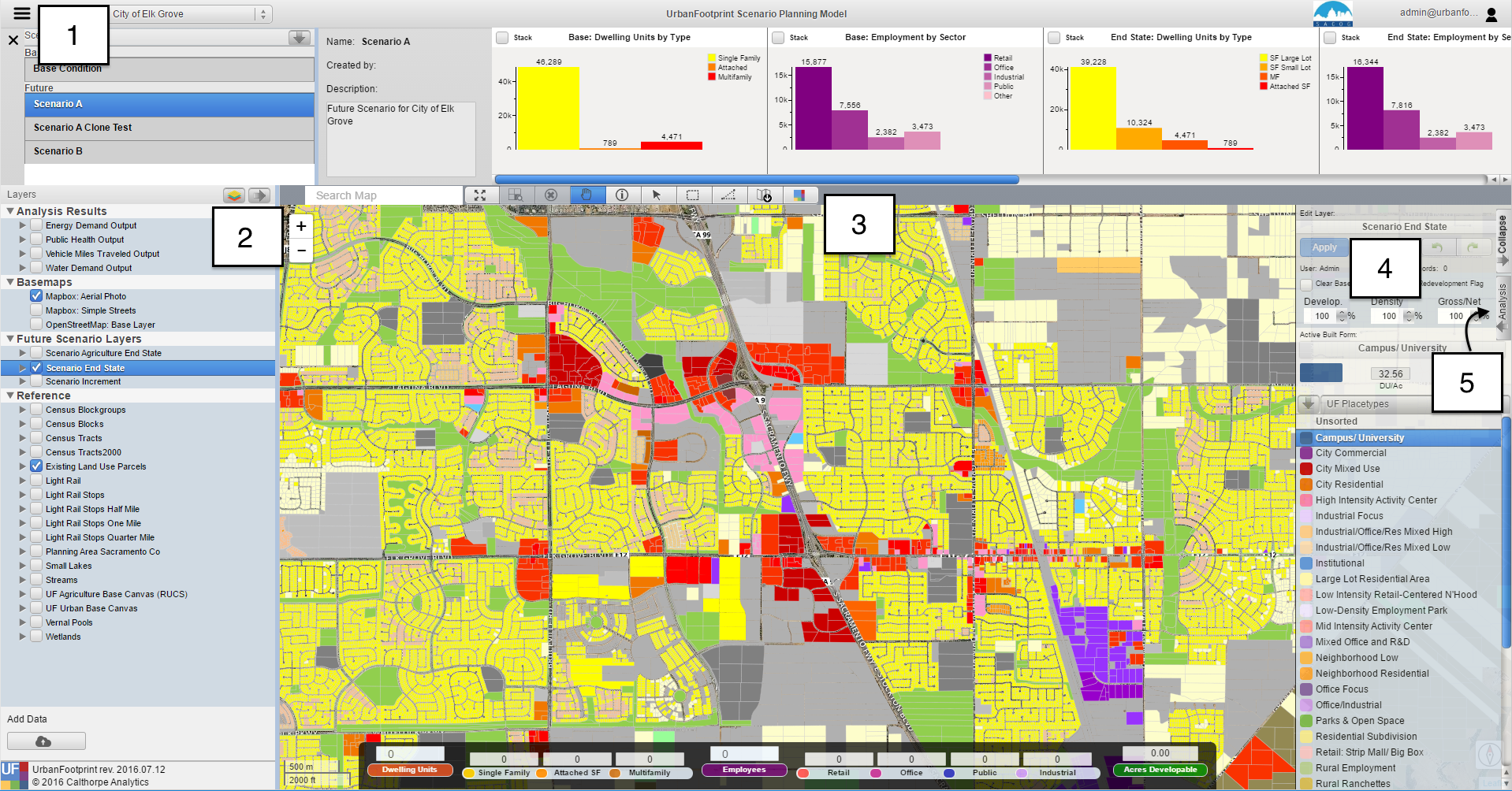 site map urbanfootprint 1 5 site map template excel site_map #1